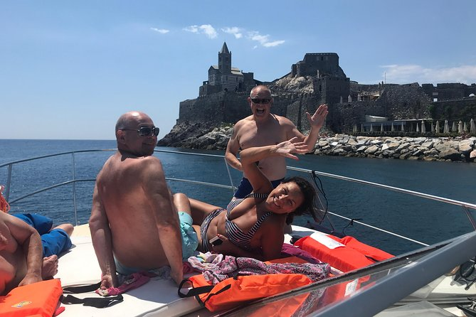 Cinque Terre Private Cruise Ship Guests