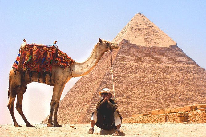 Discover Pyramids of Giza, Camel Riding, Saqqara, Memphis and Dahshur with Lunch photo 4