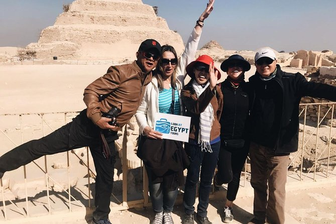 Discover Pyramids of Giza, Camel Riding, Saqqara, Memphis and Dahshur with Lunch photo 6