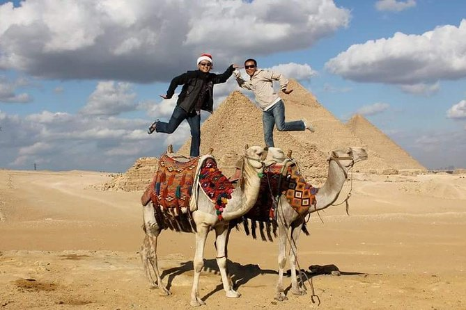 Discover Pyramids of Giza, Camel Riding, Saqqara, Memphis and Dahshur with Lunch photo 2