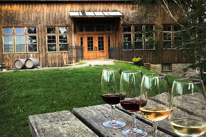 Full-Day Prince Edward County Wine Tour with Lunch
