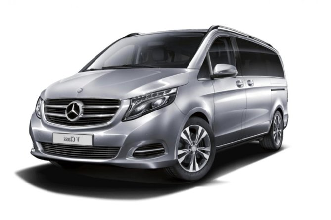 Arrival Private Transfer from Vienna Airport VIE to Vienna City by Luxury Van
