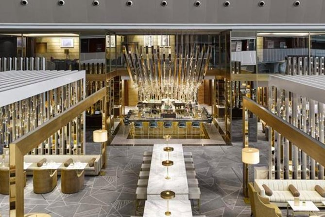Resort Day Pass At The 5 Star Fairmont Rey Juan Carlos With Dinner & Wine