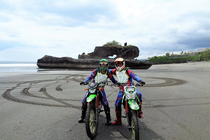 Spectacular Beaches- Rice Paddies- Jungle Track- Suitable for All Levels rider !