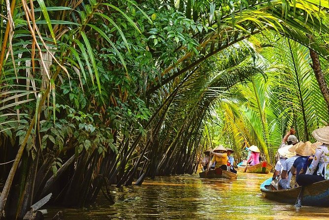 Mekong Delta and Cu Chi Tunnels Full-Day, Small-Group Guided Tour