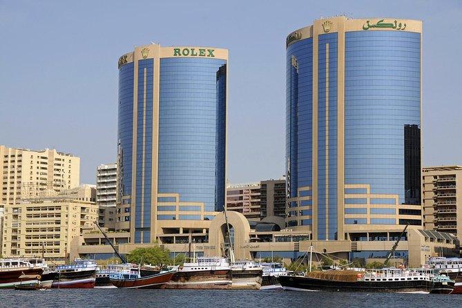 Trio Package with Desert Safari, Dinner Cruise & Dubai City Tour