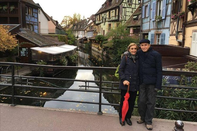 Alsace Villages & Wine Tasting Private Day Trip from Strasbourg