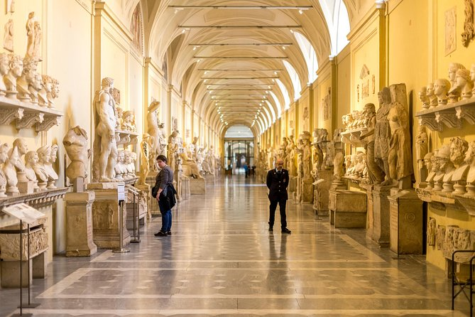 Private Vatican Museums Tour with Sistine Chapel & St. Peter's Basilica photo 11