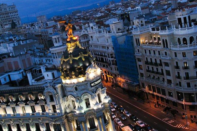 Walking tour Madrid Tonight! and Flamenco show