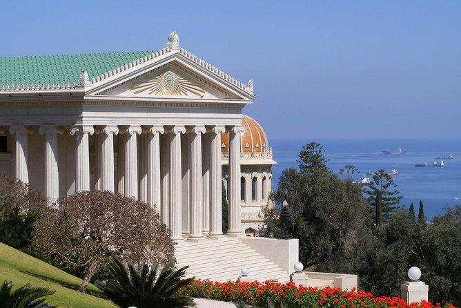 Haifa Like a Local: Customized Private Tour
