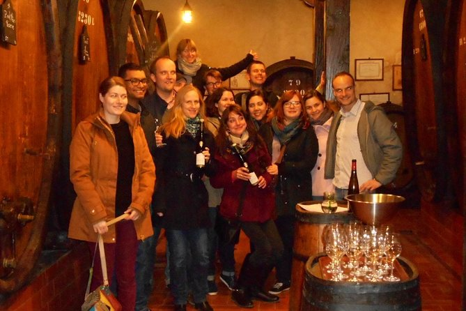 Alsace Wine Discovery in One Day Private Guided Tour from Strasbourg