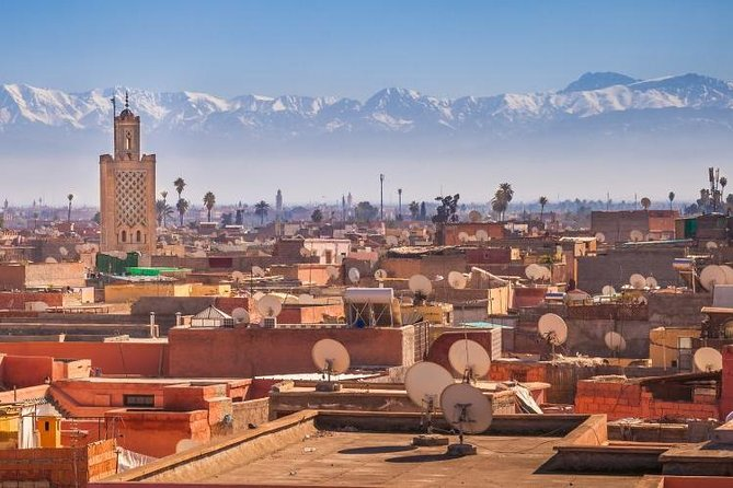 Marrakech City Highlights Half-Day Tour