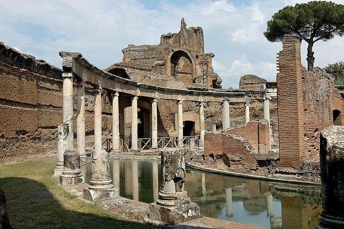 Rondleiding door Villa Villa Tivoli Villa Hadrians d'est