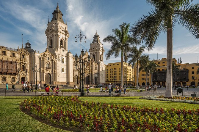 Half-Day Lima City Sightseeing