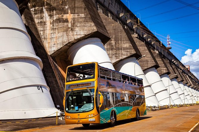 Itaipu Dam & Iguassu Falls Brazilian Side - Private Tour