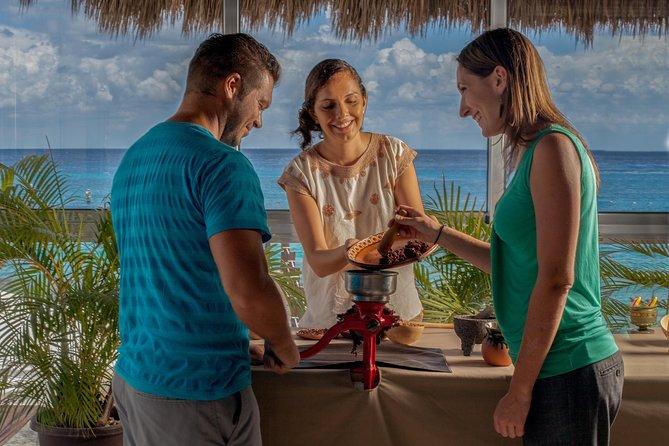 Chocolate Seaside Workshop & Wine Tasting