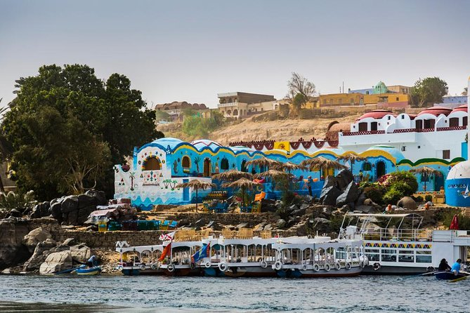 Aswan & Nubia Full Day Tour From Luxor