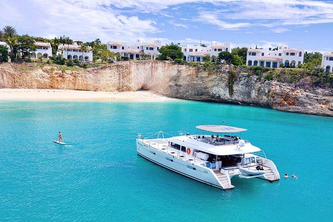 Excursión de un día en catamarán Fun in the Sun en St. Maarten