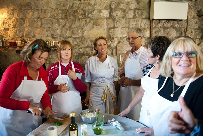 Arancino Cooking Class with Wine Tasting and Lunch in Sicily's Countryside