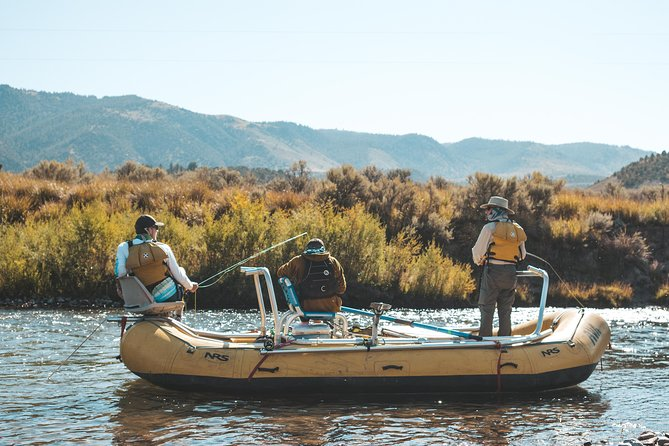 Upper Colorado Fly Fishing Trip from Kremmling