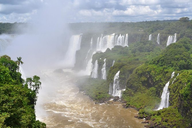 Airport IGU Roundtrip 2 Days Iguassu Falls Both Sides