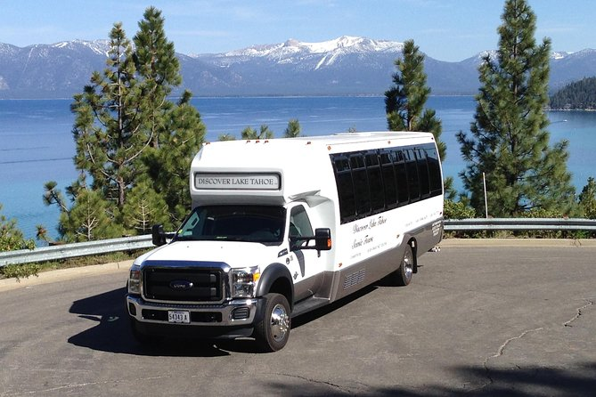 Full-Day Lake Tahoe Circle Tour including Squaw Valley