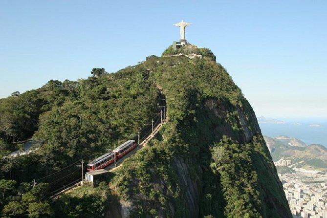 Rio de Janeiro Private City Tour with Christ the Redeemer