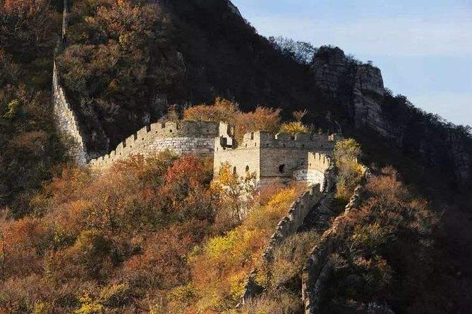 Great Wall Hiking Tour from Jiankou to Mutianyu