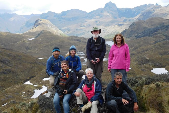Cajas Half Day Tour from Cuenca