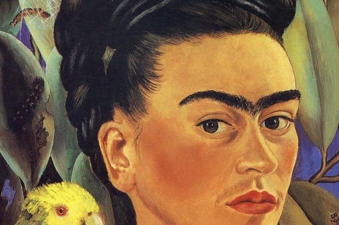 Frida Kahlo Museum, Coyoacan, Xochimilco and UNAM Murals