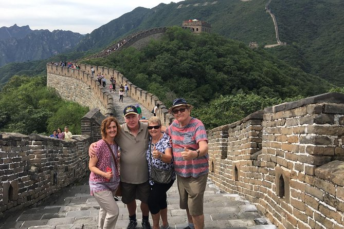 Half Day All-inclusive Private Tour to Mutianyu Great Wall and China Dream Stone from Beijing