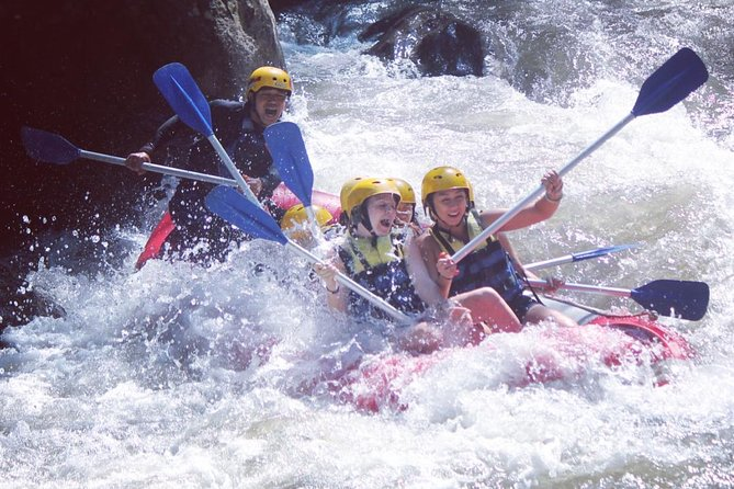 Ubud White Water Rafting All Inclusive : Complimentary Lunch & Return Transfer