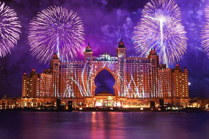 New Year's Party 2021 Dubai Marina Cruise
