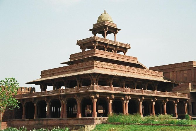 Private Fatehpur Sikri Tour with Skip The Line Entrance Ticket