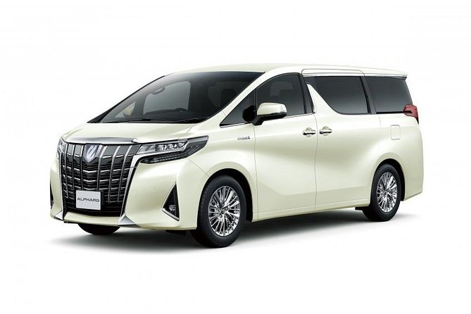Arrival Private Transfer: Hong Kong Cruise Port to City by Business Van