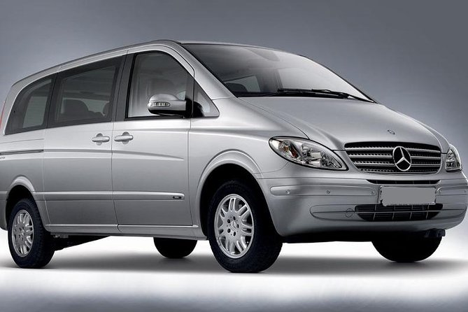 Mercedes Benz Vito Exterior