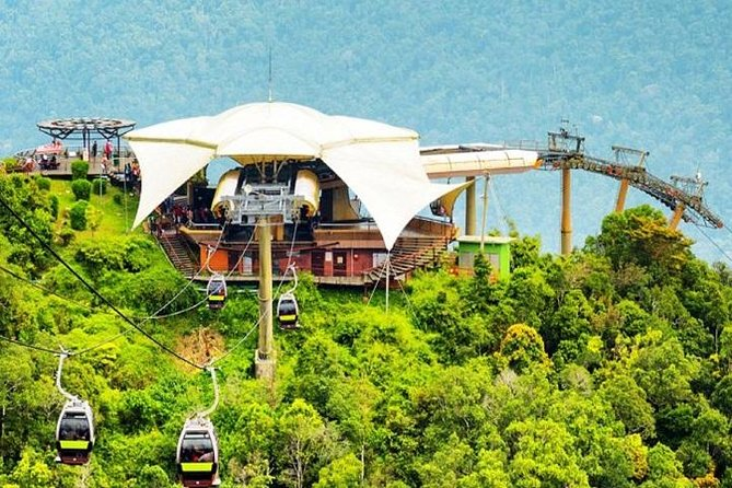 Private Day Tour of Langkawi with Cable Car and Telaga Tujuh Waterfalls photo 3