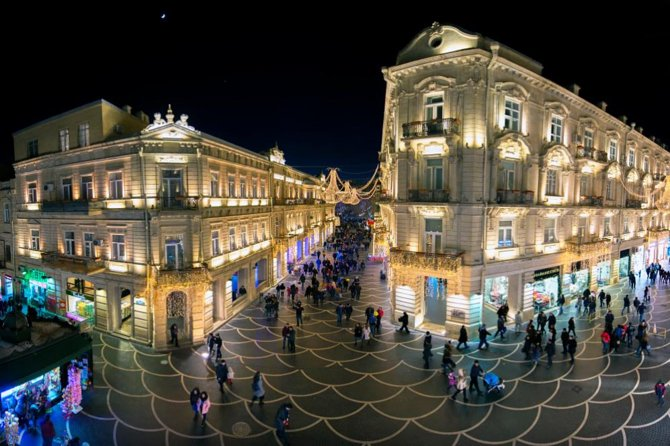 Baku City Night Tour