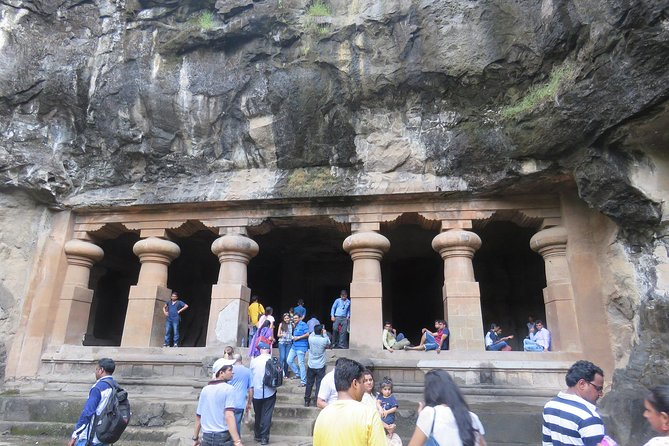 Private Tour Mumbai City Tour With Elephanta Caves With Guide And Entrances