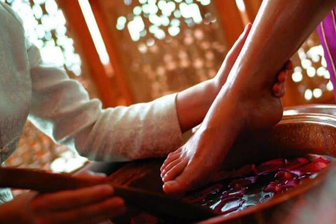 Beijing Wuzhisheng Deluxe Massage and SPA Experience with Private transfer
