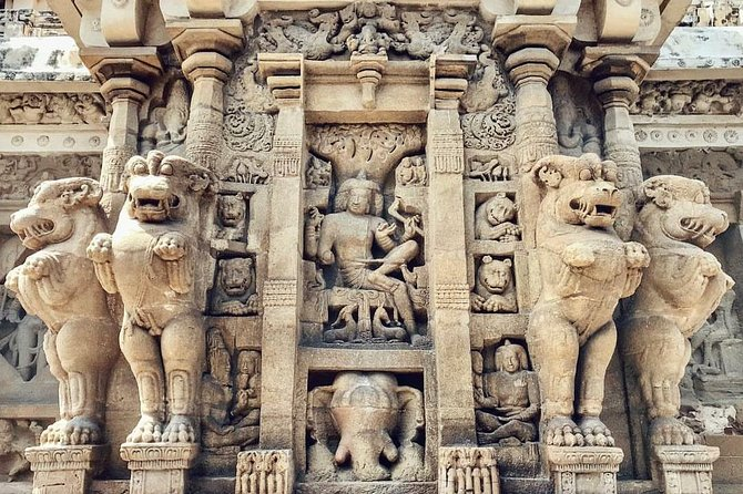 Private Tour to Kanchipuram and Mahabalipuram from Chennai
