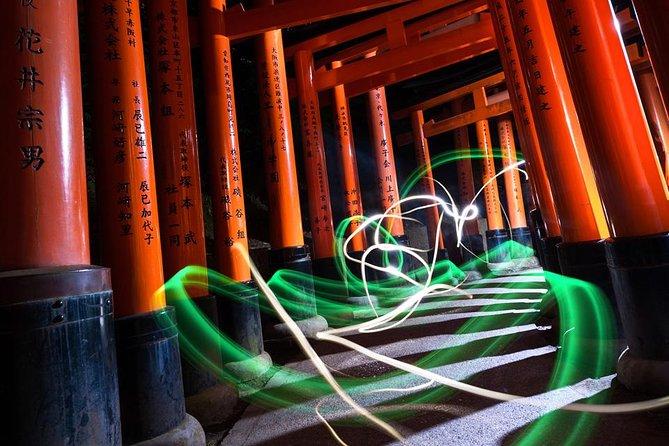 Fushimi Inari After Dusk Photography Tour