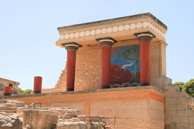 Knossos - Lassithi Plateau - Zeus Cave