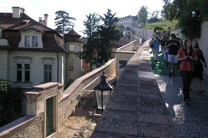 Romantic Prague Walking Tour