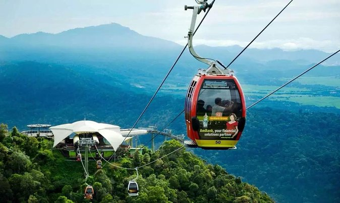 Langkawi Sky Cab (Cable Car) Admission Ticket