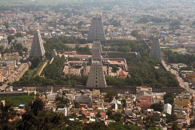 Day Trip To Tiruvannamalai From Chennai