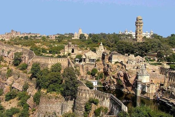 Day Trip To Chittorgarh Fort From Udaipur