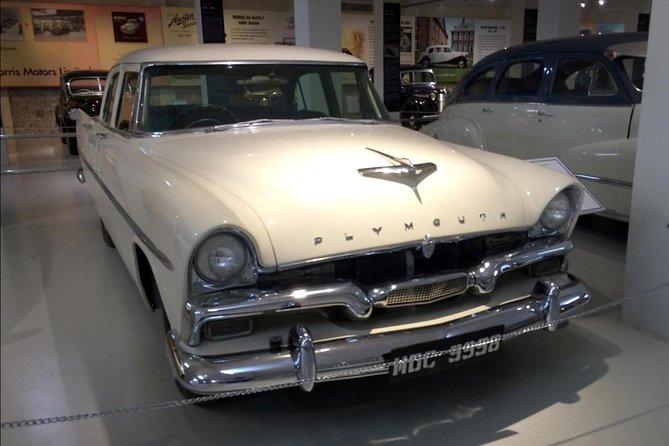 Explore The Gedee Car Museum In Coimbatore