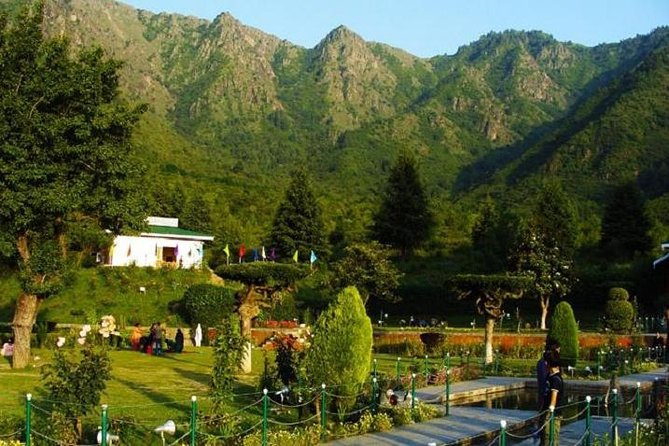 Full day tour of Srinagar with Entrance Fee & Guide