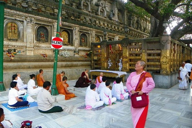 Explore Bodhgaya - Lord Buddha's Enlightenment Place photo 3
